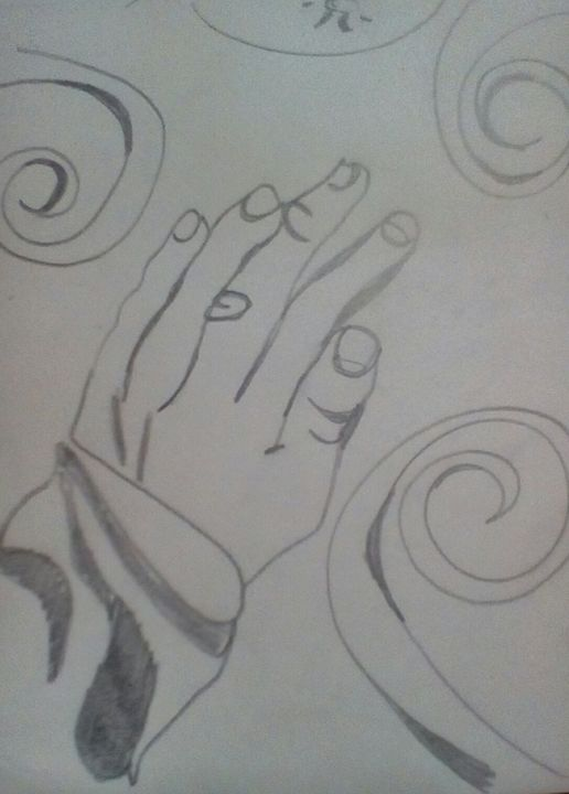 Magic - Rachael's art