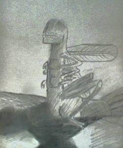 Alien bug