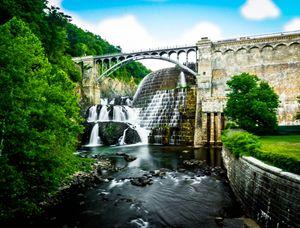 New Croton Dam Hudson