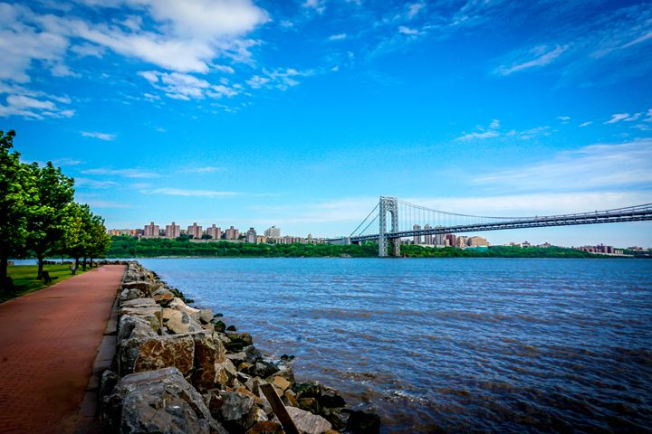 George Washington Bridge NJ - C. Eduardo Lazo