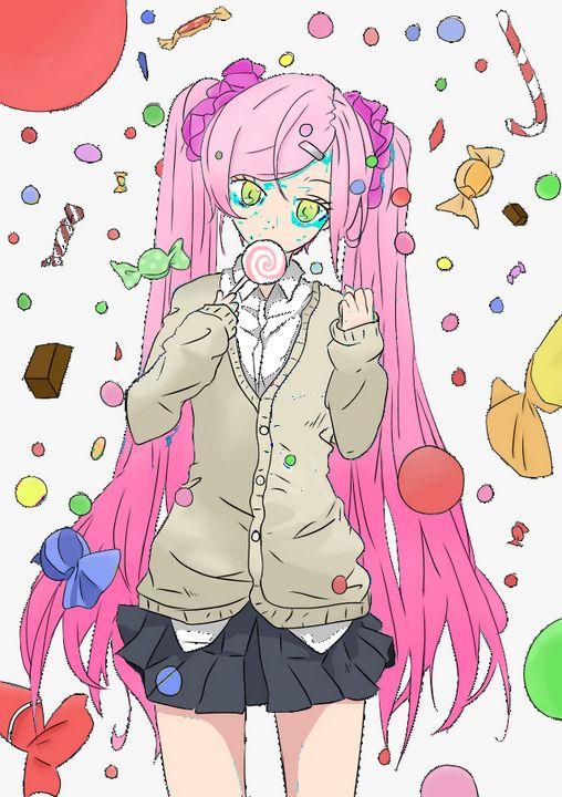Candy Time - Kojiro's Art