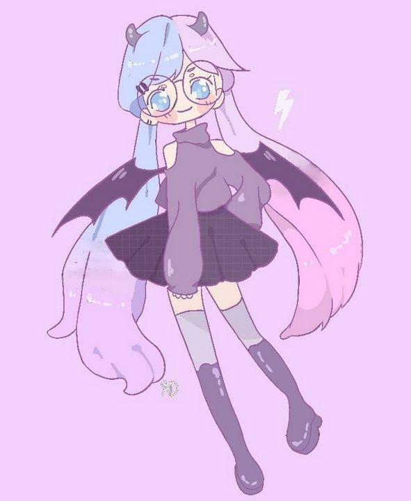 Whimsical Girl - Kojiro's Art