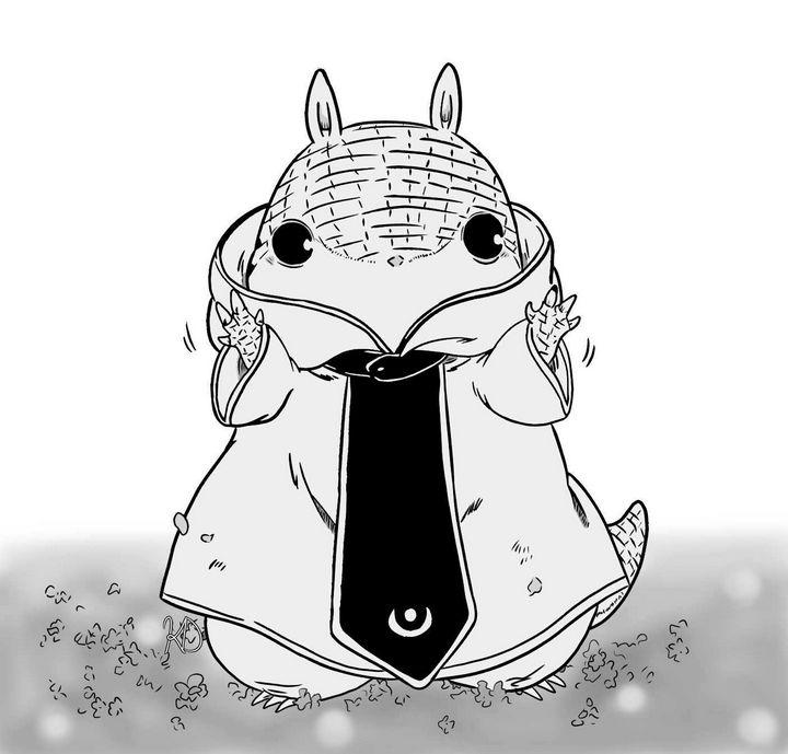 Boo!! - Kojiro's Art