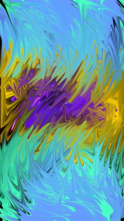 Abstract - Gary's Paint for a cause initiative