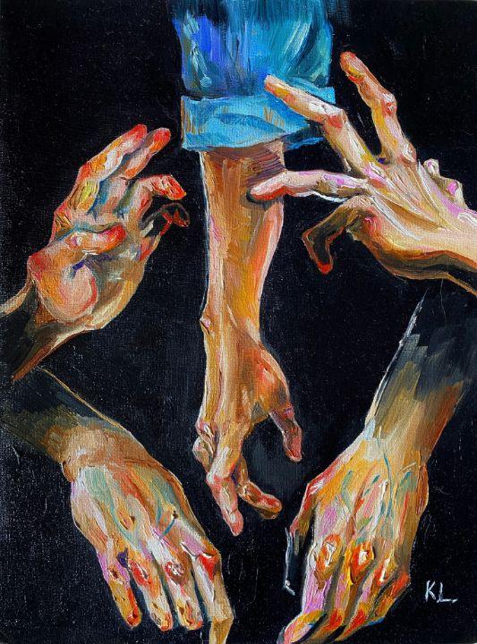 Lost Love - Kate Lishchuk Art