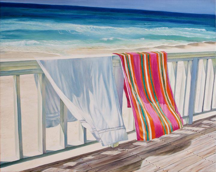 Ocean View - K's Art Studio