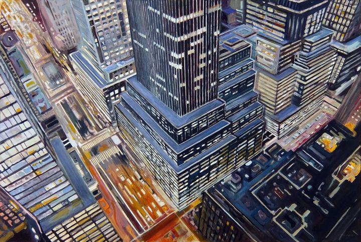 City Panorama - PieckoArt