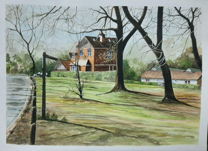 landscape - Nirav Patel creation