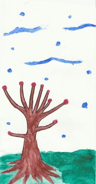 Mysterious tree - The broken teleporter