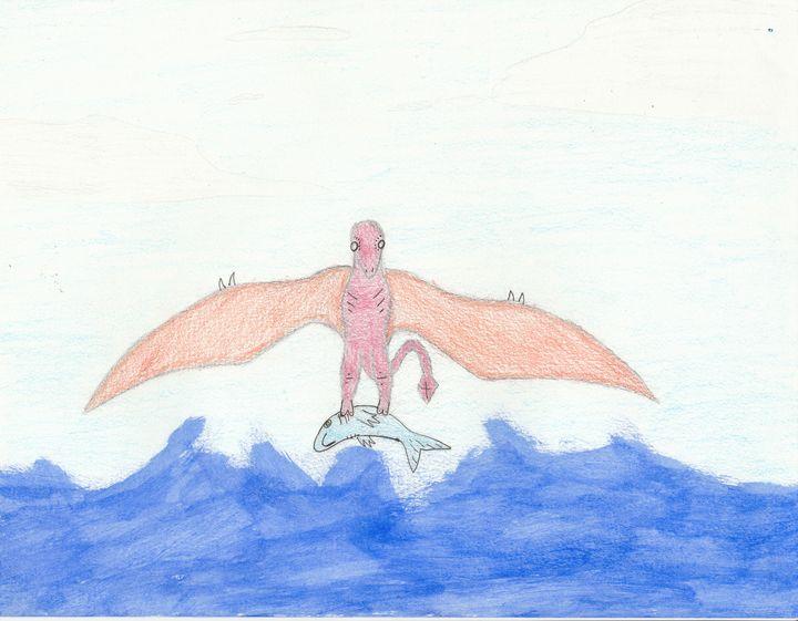 gone fishing - The broken teleporter