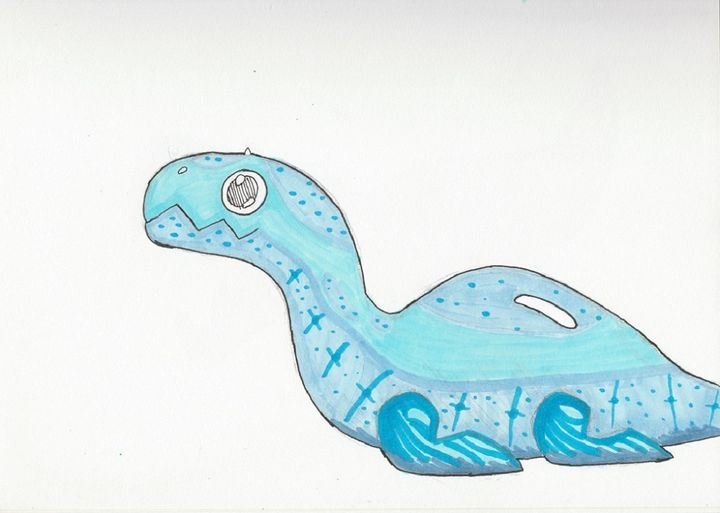Sea critter - The broken teleporter
