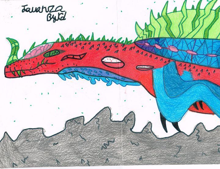 alphosaurus - The broken teleporter