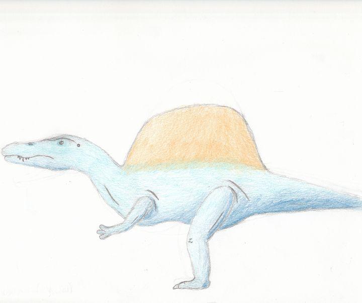complementary spinosaurus - The broken teleporter