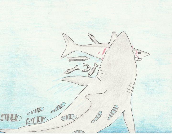 white death - The broken teleporter