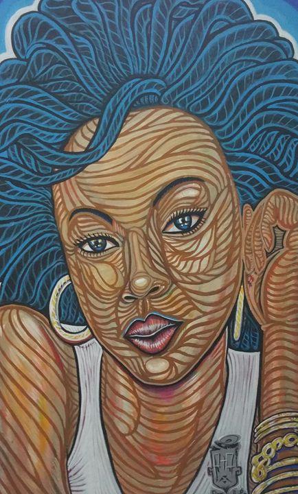 L-Boogie - Art The Artist