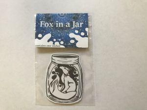 Fox in a Jar