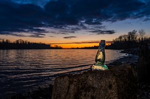 Dream in a bottle. - John Daley Photography