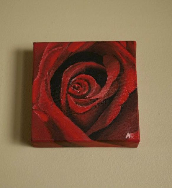 Rose - Paintings by Adam Cottone