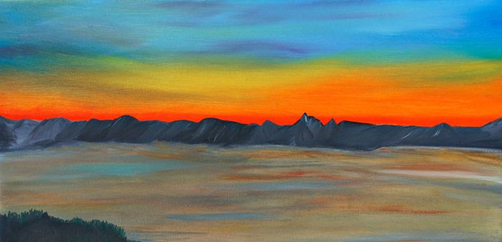 Volcanic View - Eilasor