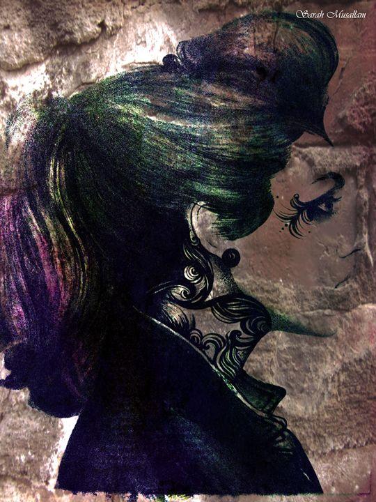 Techno grunge - Sarah Musallam