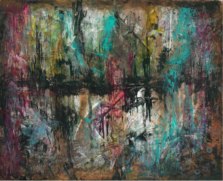 Desolation - An Abstract - Shawnta Williams
