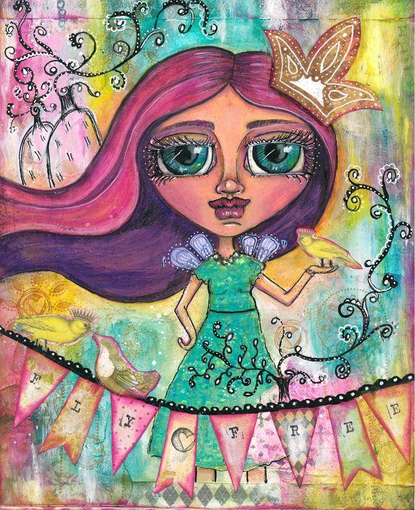 The Fly Free Fairy - Shawnta Williams