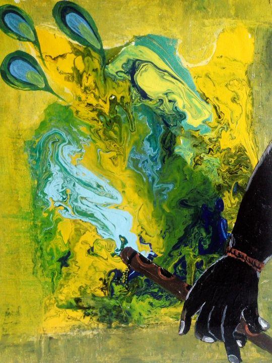 The Flute Magician - Ksha Arts