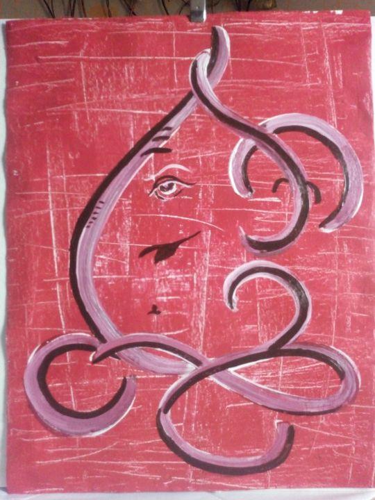 Ganesha - Ksha Arts