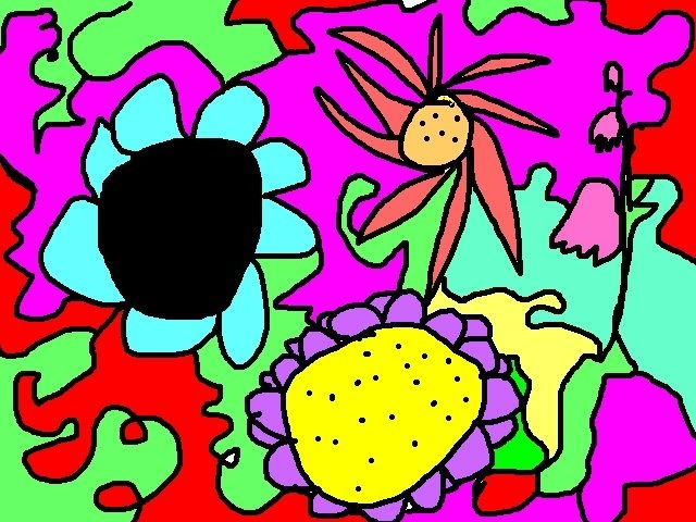 Color Fluer - YoMars Art