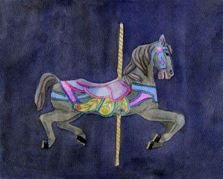 Carousel Fantasy - Jenna Isabel Rose