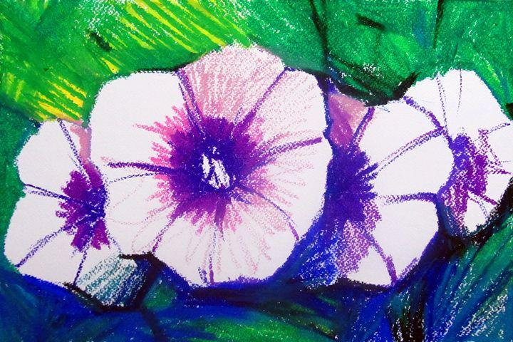 Yam flower - Trinhmai Art