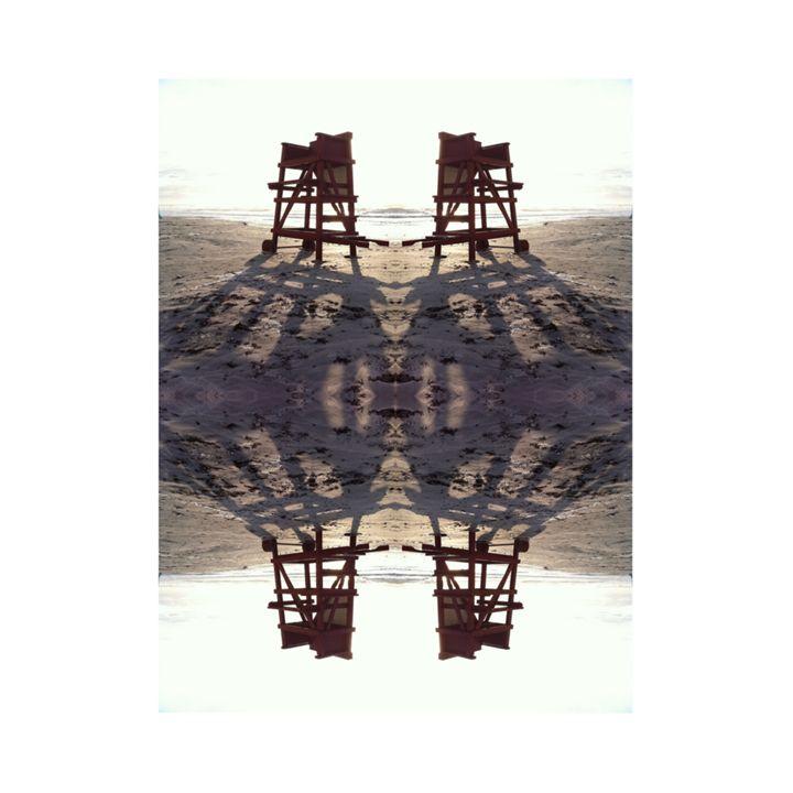 Chair in the sun - PhotoBanc