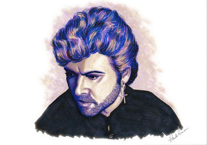George Michael - Paula's Art