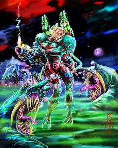 Silva Starburst Venom Hunter.