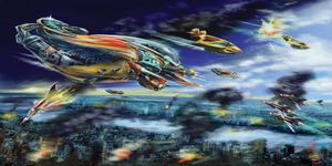 Invasion New York