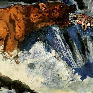 Spawning Alaska - Jangalang Artworks