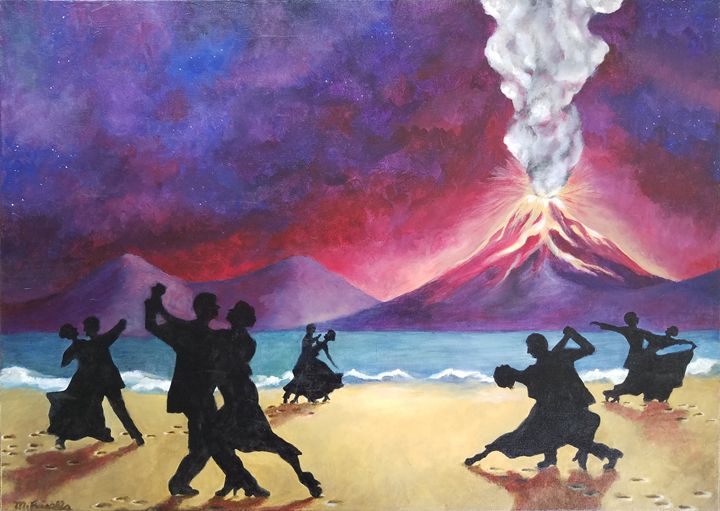 The Dance at the End of the World - Melissa Frisella