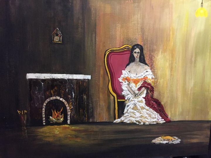 Sitting Room - David Montgomery