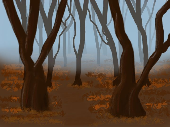Trees - David Montgomery
