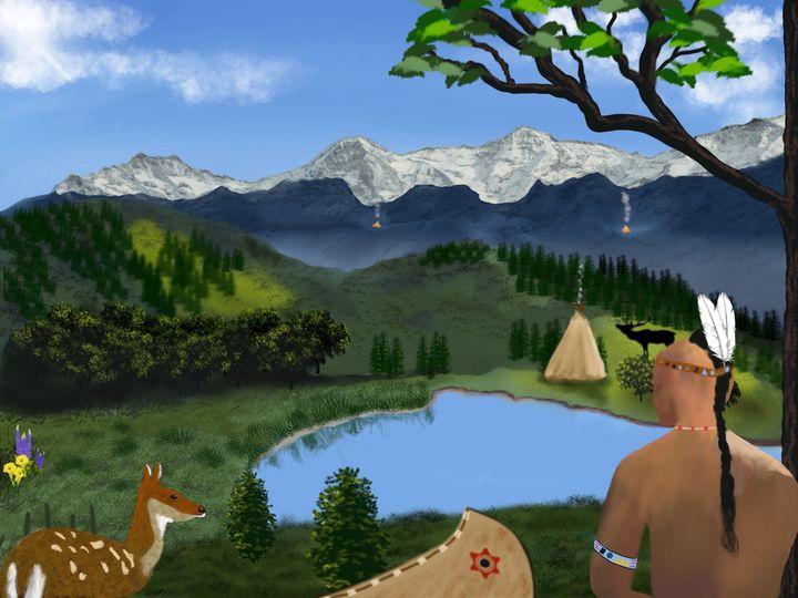 Indigenous Frontier - David Montgomery