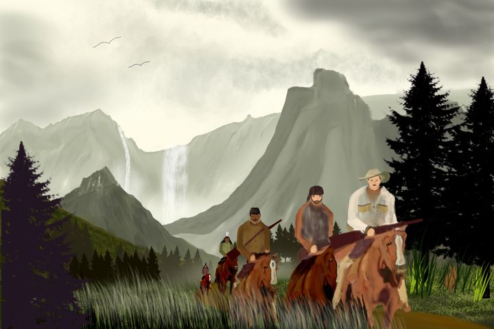 Frontier Trail - David Montgomery