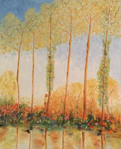 Poplars on the Epte River
