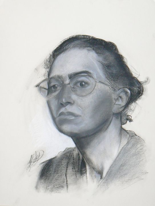 Autoportrait - Heidi's Gallery