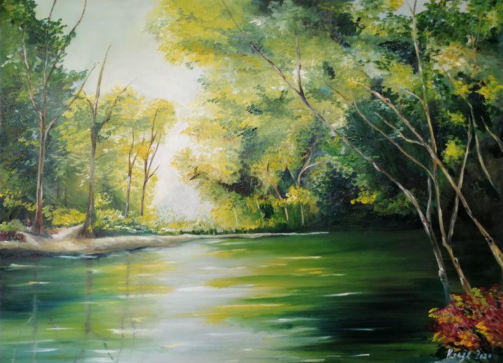 Whispering trees - Ranga