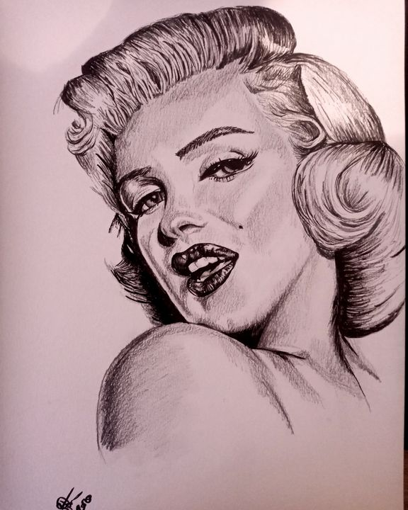 marilyn monroe - Dighton Designs