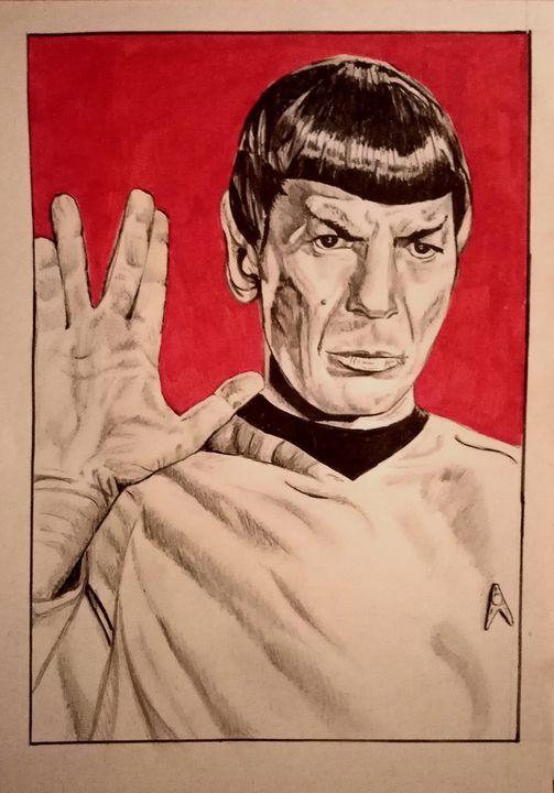 Spock - Dighton Designs