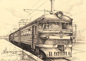 ER-2 Electric train