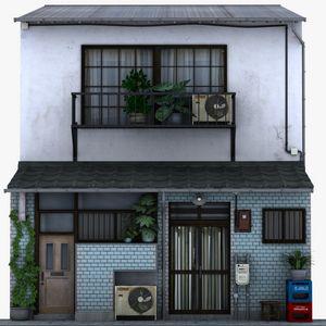 Japanese building - MV