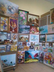 Internation Gallery Globus