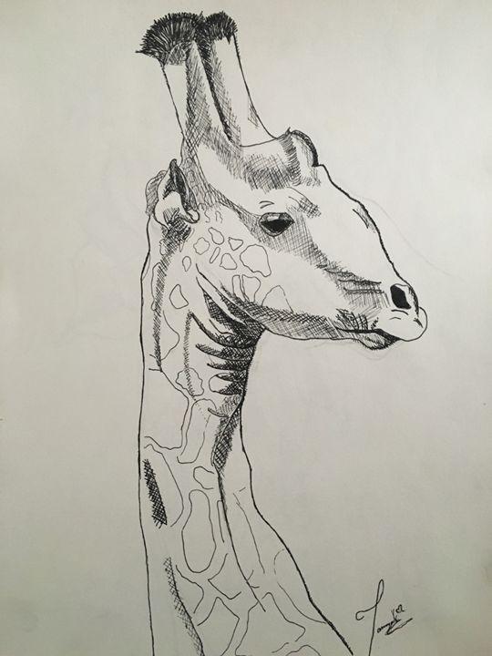 Giraffe - Tanaya K.
